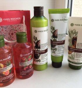 Наборы для волос и кожи от Eves Rocher