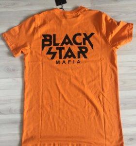 Футболка black star mafia