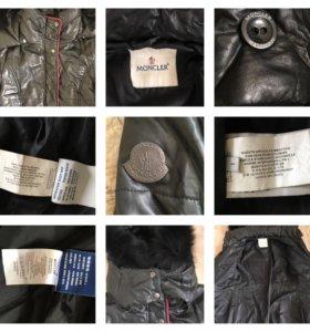 Куртка,пальто,пуховик Moncler