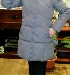 Пуховик женский пальто зимнее