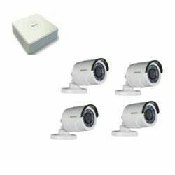 Комплект видеонаблюдение на 4 камеры