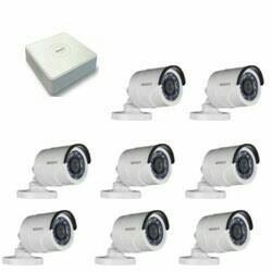 Комплект видеонаблюдение на 8 камер