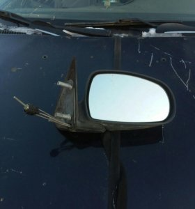 Зеркало заднего вида калина правое