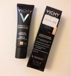 Тональный крем Vichy Dermablend (20 vanilla)