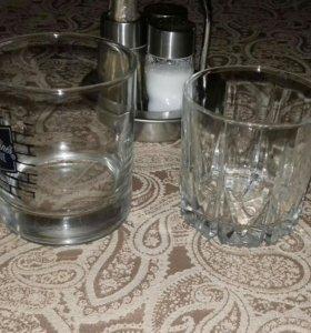 Бокалы, рюмки, стаканы, фужеры