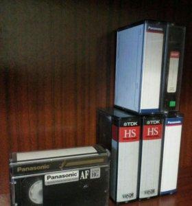 Видеокассеты mini WK за всё