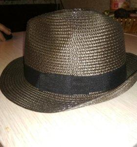 Шляпа летняя-панама