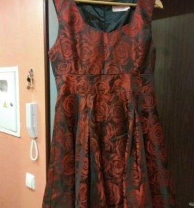 Платье новое 44-46 р.