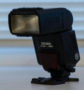 Sigma EF-500 DG Super для Sony