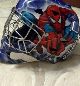 Продам шлем вратаря...