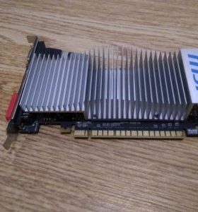 Видеокарта MSI GeForce 210
