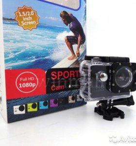 Экшн камера Спорт