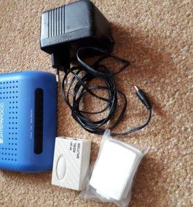 ADSL модемы/роутеры на любой вкус