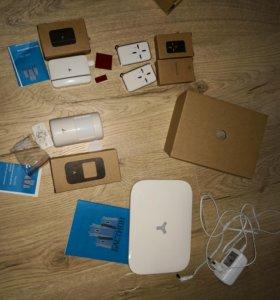 Беспроводная охранная GSM сигнализация Бастион X1