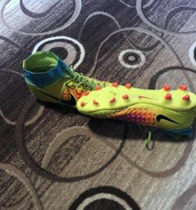Футбольные бутсы Nike Magista Obra II FG Pro