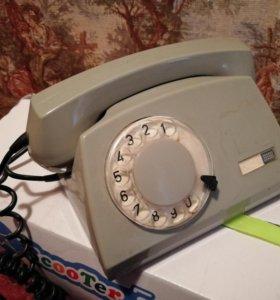 Телефон дисковой рабочий