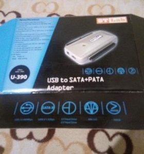 Usb адаптер для подключения жёсткого диска
