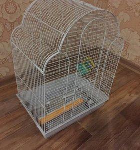 Клетка для попугая - птицы