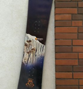 Never Summer premier t5 легендарный сноуборд