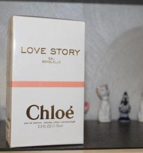 Туалетная вода Сhloe Love Story