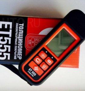 Толщиномер ETARI ЕТ 555