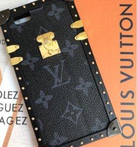 Стильный чехол Louis Vuitton на IPhone 6 и 6s