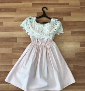 Платье единый размер