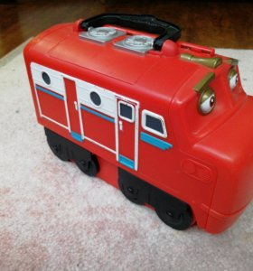 Чемодан для хранения поездов из Чагигтона.