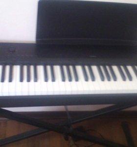 Обучение игры на фортепиано.