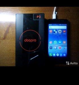 Смартфон Doopro P3 на запчасти , детали , ремонт