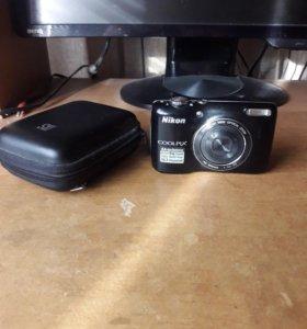 Фотоаппарат Nikon l26