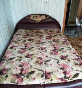 Тахта-кровать двуспальная