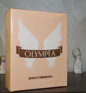 Туалетная вода Paco Rabbane Olympea Олимпия