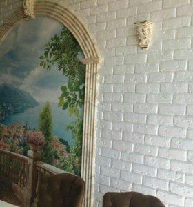 Кирпич декоративный
