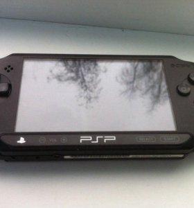 PSP Sony E1008 Black
