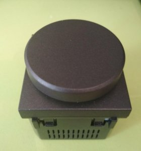 Светорегулятор АВВ,Zenit + рамка в подарок.