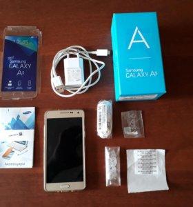 Продаю телефон SAMSUNG galaxy SM-A500F, оригинал