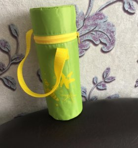 Термо-контейнер для бутылочки новый