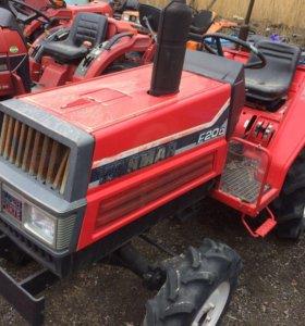 Услуги мини трактора