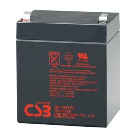 Аккумулятор для ИБП 12V 4.5Ah CSB GP 1245