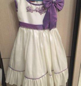 Платье нарядное 104 рост