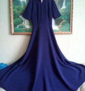 Платье летнее длинное ,не китай купленное с магази