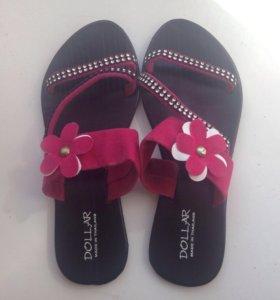 обувь для девочки на лето