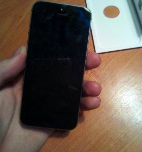 Iphone 5s 32gb черный