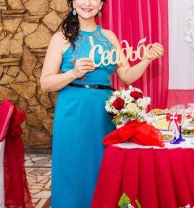 Тамада ведущая на свадьбу . юбилей
