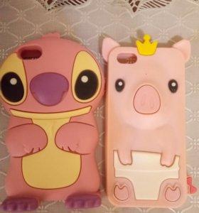Чехлы для iPhone 5S.