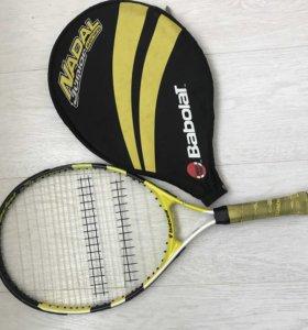 Ракетка для большого тенниса ( детская)