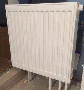 Радиатор отопления 50х50