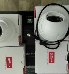 Комплект цифрового видеонаблюдения