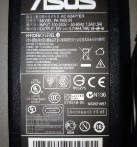 Зарядное устройство Asus, Samsung